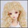 (7-8) Long Long Mohair Curling (Blonde)