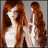 (8-9) Rapunzell Long Wig (R Brown)