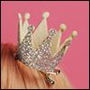 Yurijuri Crown Pin (Silver)