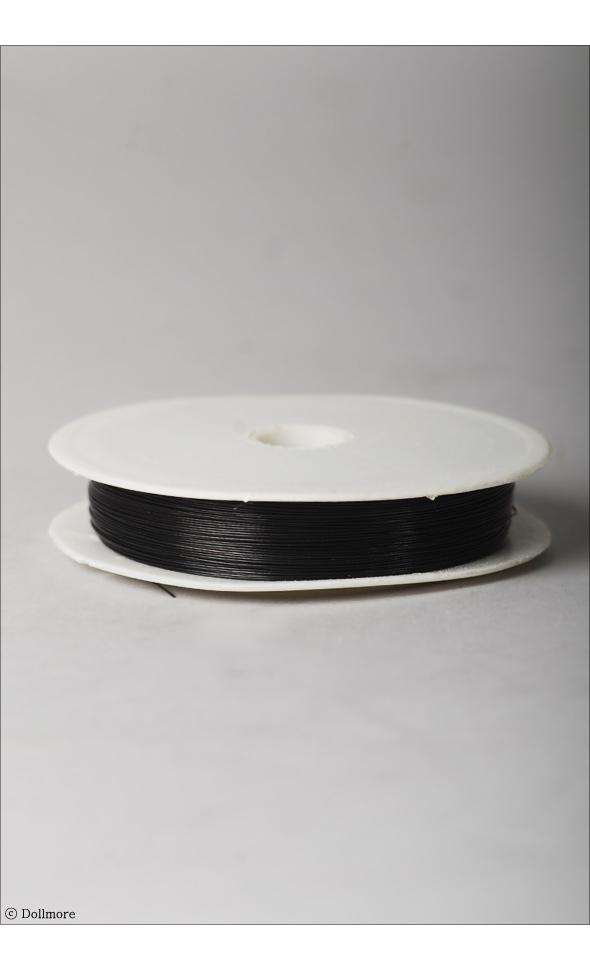 0.38mm 피아노줄 (Black)