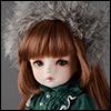 MSD & SD - RB Fur Headband (477)
