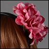MSD & SD - MD Flower Headband (D Pink 480)