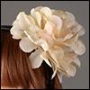 MSD & SD - MD Flower Headband (Ivory 481)