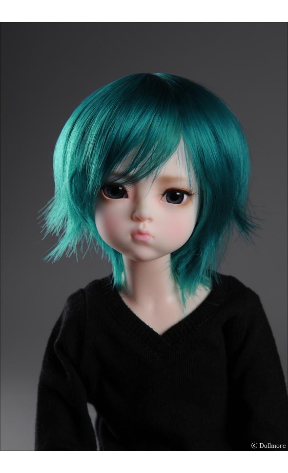 [Last] (7-8) SN Cut Wig (P.Blue)