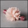 Spring Flower Pin (Pink)
