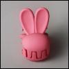 Mini Rabbit Pin (C Pink)