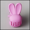 Mini Rabbit Pin (L Violet)