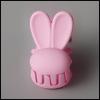 Mini Rabbit Pin (L Pink)