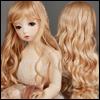 (13-14) Digital Wave Wig (Pink)