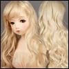 (13-14) Digital Wave Wig (Blonde)