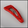 Samgac Fabric HairPin (Red)