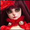 Catish Girl Doll - Intactly Reaa In Red - LE10