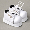 "12"" DMS Shoes (White)"