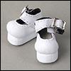"""12"""" KKP Shoes (White)"""