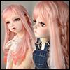 (13-14) Sonia Tress bang Wig (Pink)