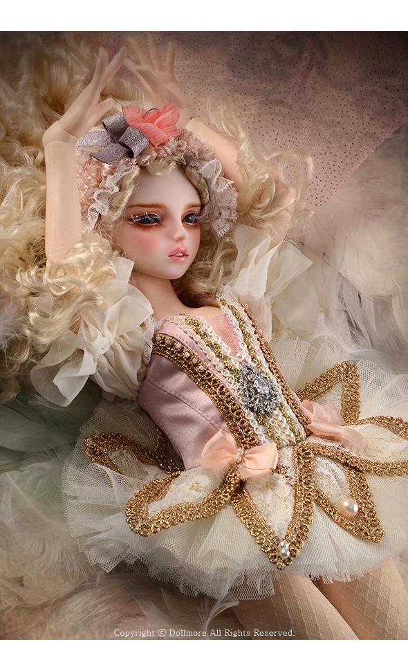 Ballerina Kid - At The Garnier Zinna - LE10
