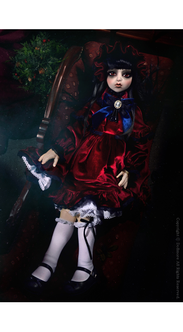 Lusion Doll - Dread Secret Dahlia - LE10