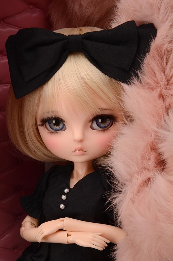 Neo Lukia Doll - Stella Party Black Lukia - LE20