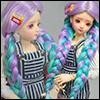 (7-8) Arcane OOKW Wig (L.Violet)
