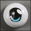 20mm Half-Round Acrylic Eyes (PA-01)