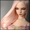 (13-14) Saerona Long Wig (L.Pink)