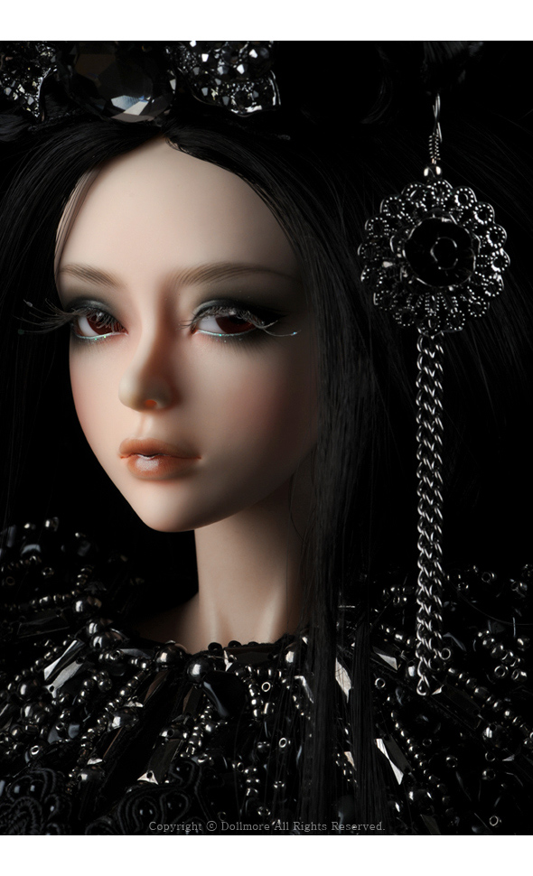 Model Doll - Dark Goddess Warrior ; Socheon - LE10 (Last)