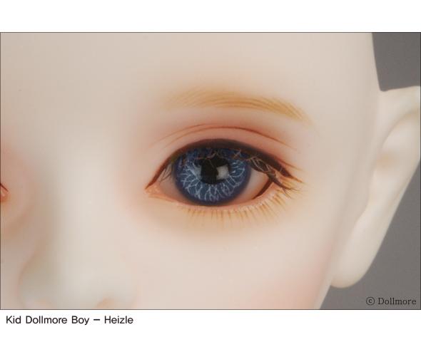 12mm Classic Flat Back Oval Glass Eyes (CS02)