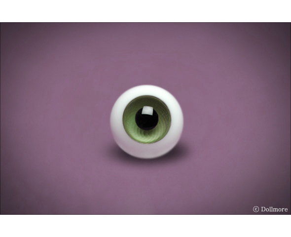 Meister Glass Eyes 12mm (Green)