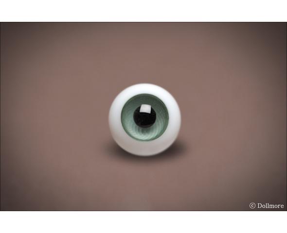 Meister Glass Eyes 12mm (BottenGreen(W))