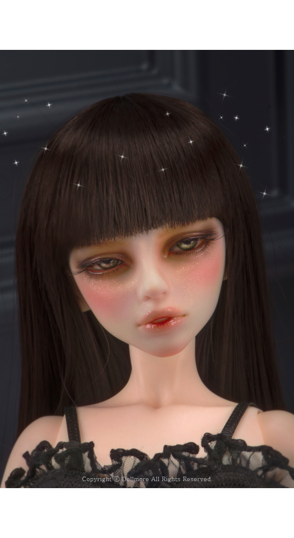 Judith Girl Doll - Unwilling to show Tara - LE20