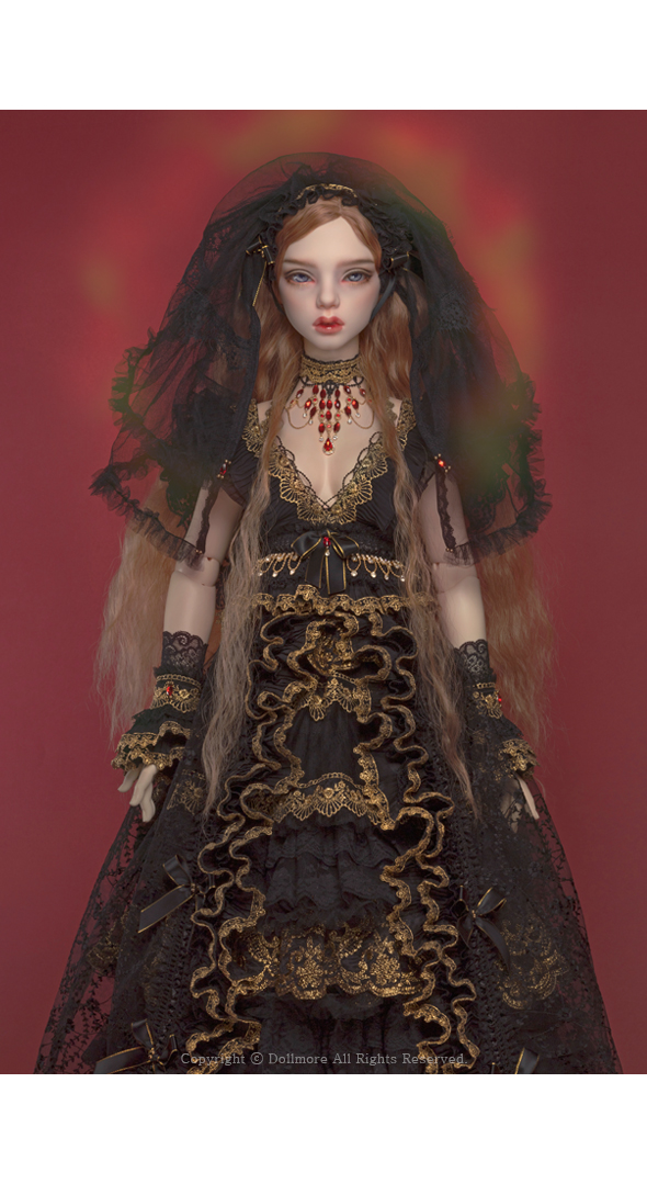 Trinity Doll - Candle Doll ; Kate - LE5