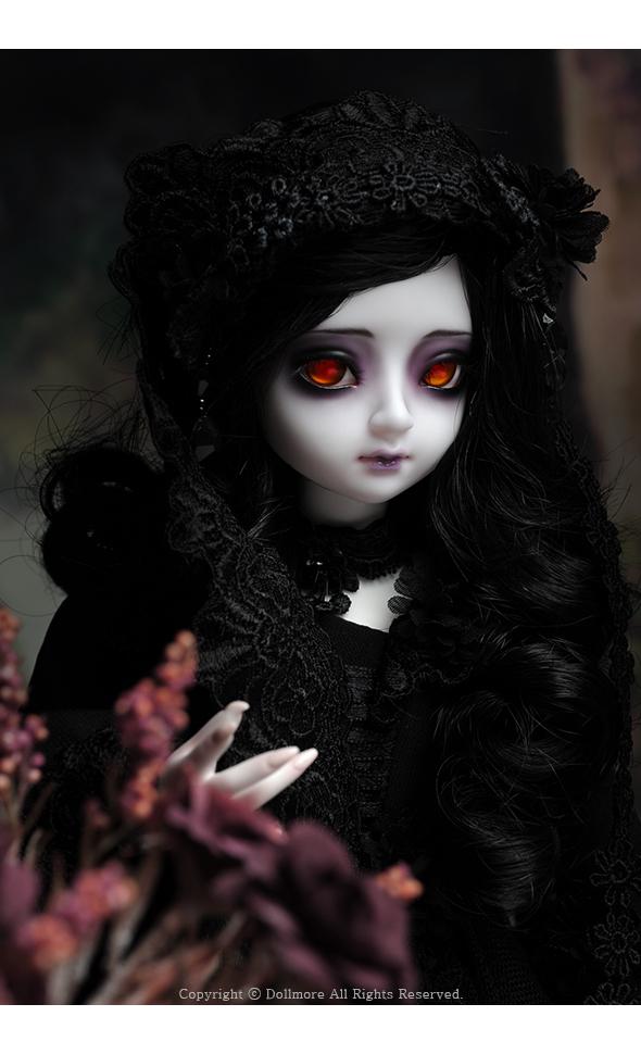 Dollpire Kid Girl - Awesome Black : Sona - LE20