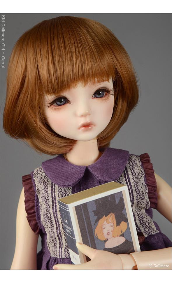 (7-8) SSC Short Wig (Brown)