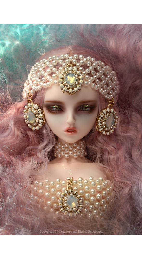 Mystic Doll - Pearl Blossom Zinna - LE20