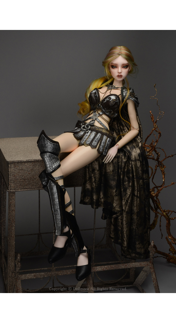 Model Doll F - Shooting to Kill ; Jenna - LE6