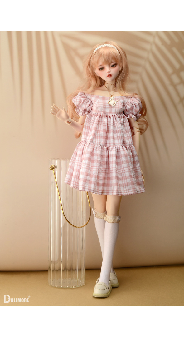 (선주문)SD - Open S FMB Dress (L Pink)