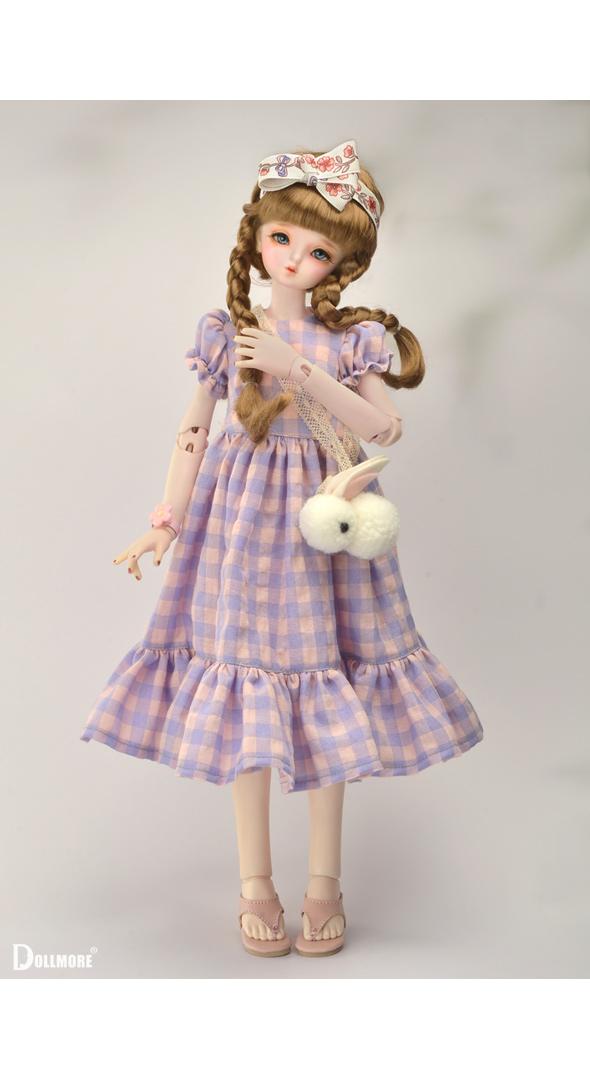 (선주문) MSD - FMB Dress (L Violet)