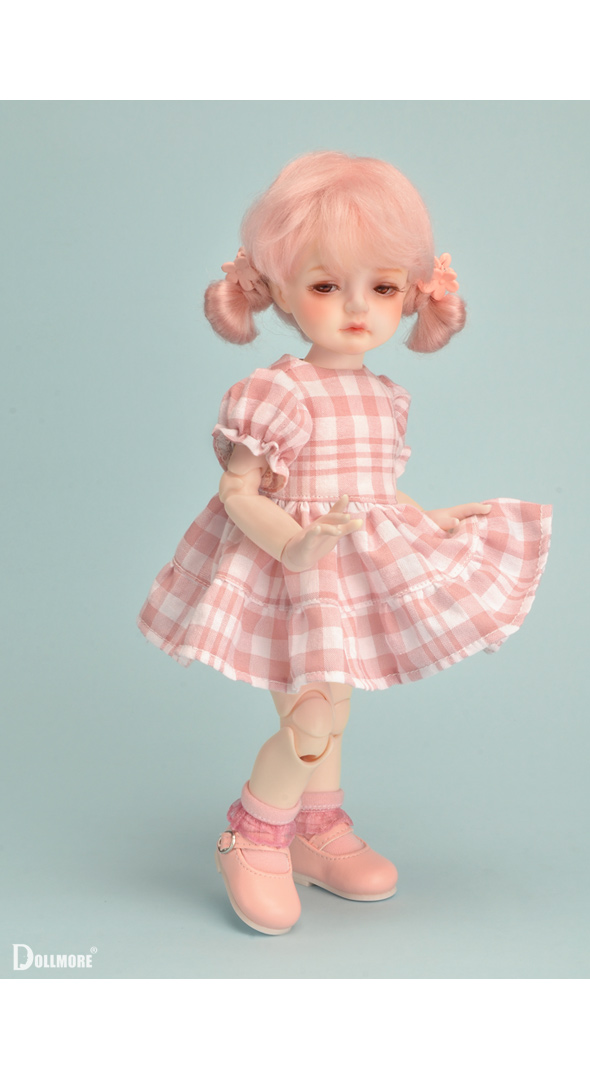 (선주문) Dear Doll Size - FMB Dress (L Pink)