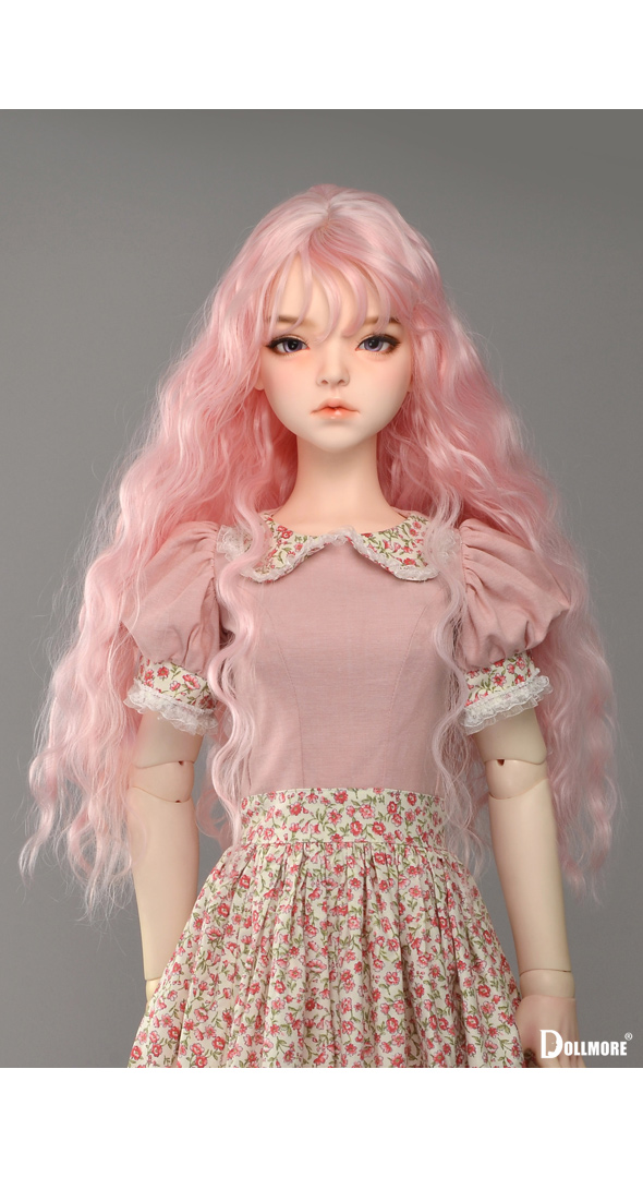 (13-14) Velladia Wig (Pink)