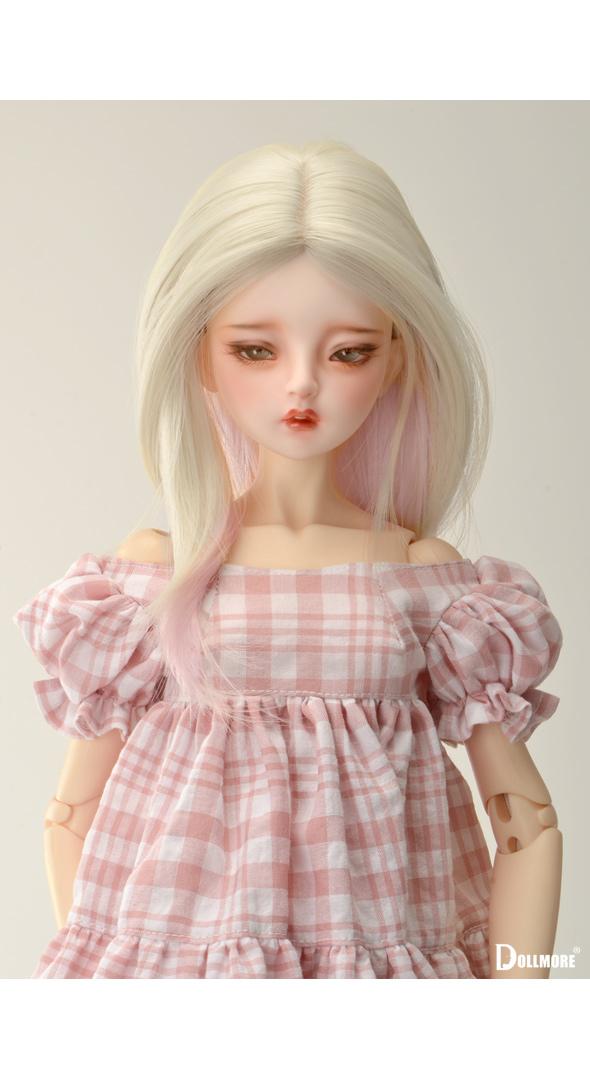 (선주문)(8-9)Rolla ST Wig (P White)