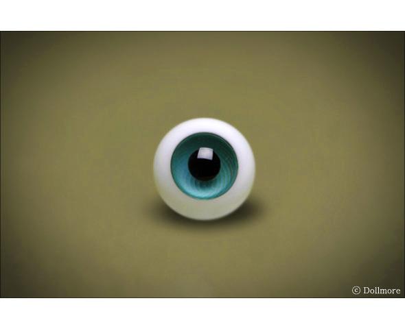 Meister Glass Eyes 12mm (Green Grey)