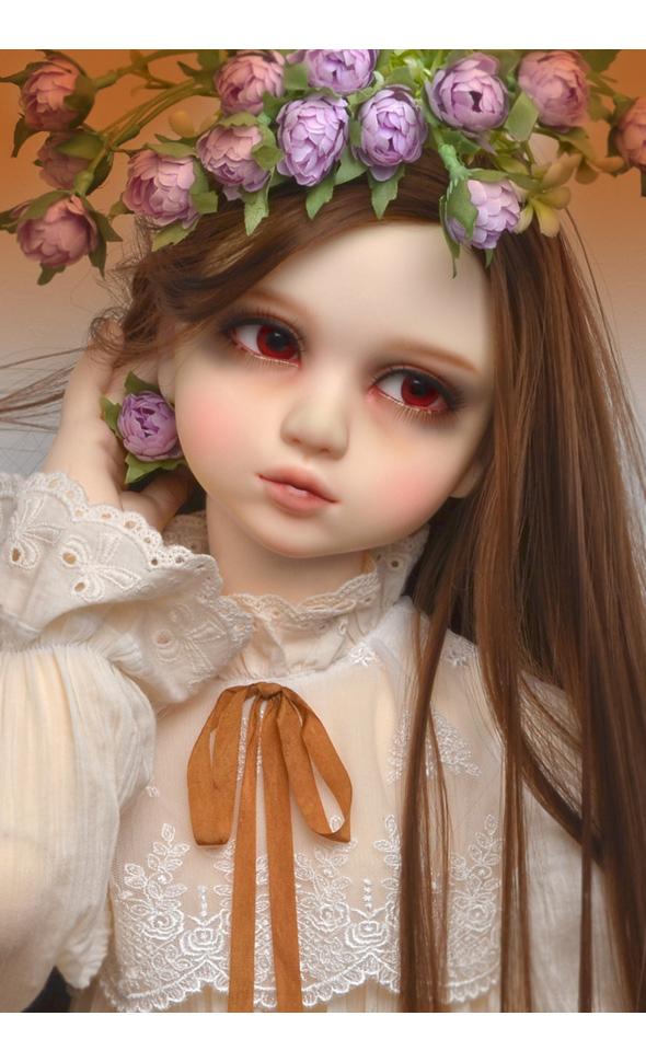 Lusion Girl - Brown Inside Lillia - LE10