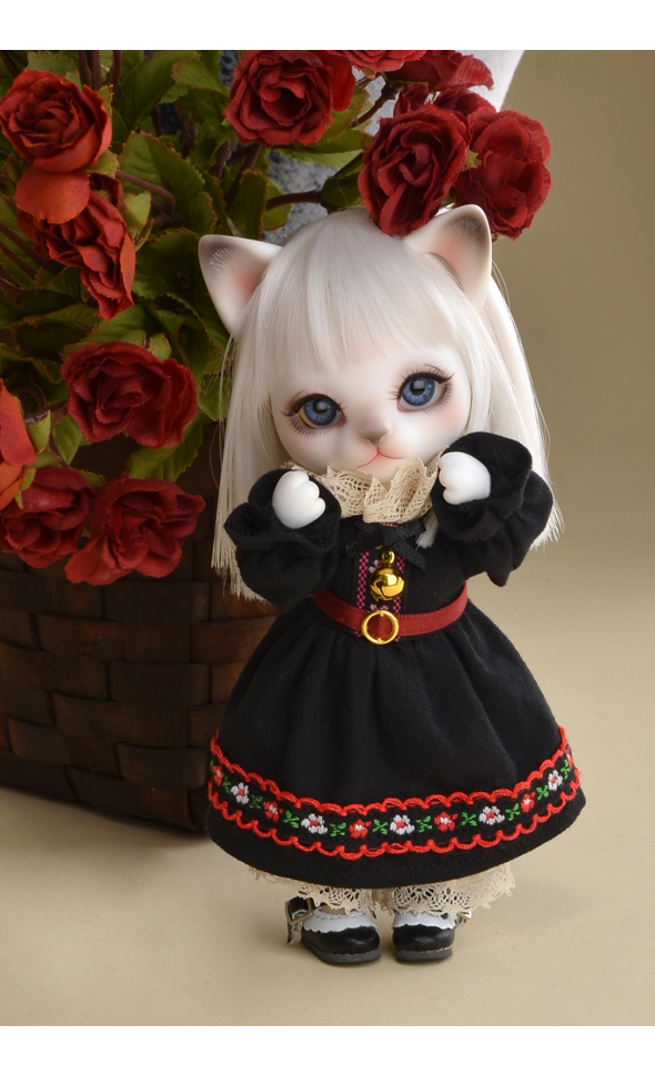 Bebe Doll Girl - Puss in boots White Charles - LE10