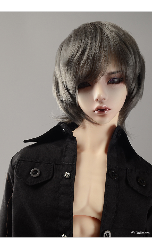 (선주문)(8-9) BK Wig (Gray)
